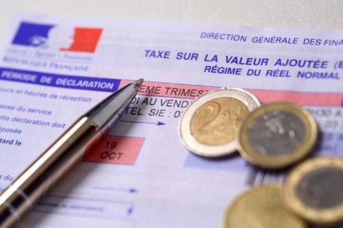 fonctionnement de la taxe sur la valeur ajouté avec le gestion WHY