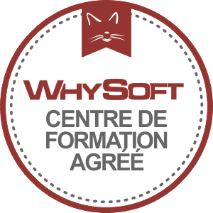 logo centre de formation agree why soft group